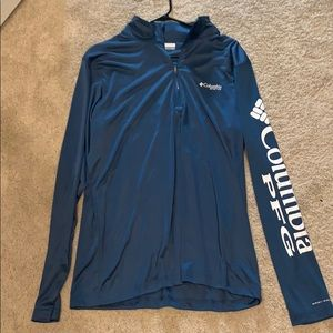 Columbia longsleeve pullover